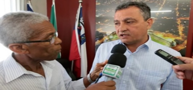 Caetité: Adutora do Algodão será inaugurada pelo governador no dia 05 de novembro