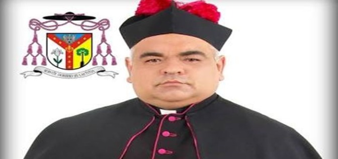 Monsenhor José Roberto Silva Carvalho é nomeado novo Bispo da Diocese de Caetité