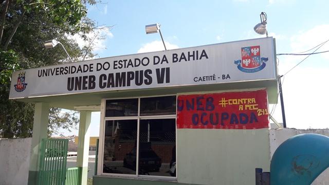 Candidatos que fariam provas do ENEM na UNEB de Caetité e Guanambi farão exame só em Dezembro