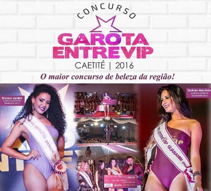 Conheçam as garotas Entrevip Caetité 2016