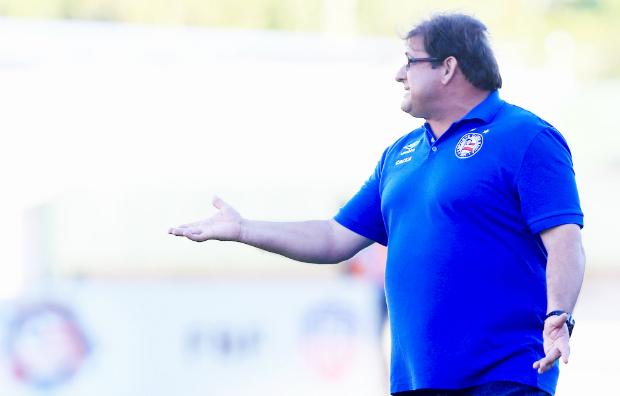 Em jogo fraco, reservas do Bahia empatam com o Flamengo de Guanambi e garantem classificação