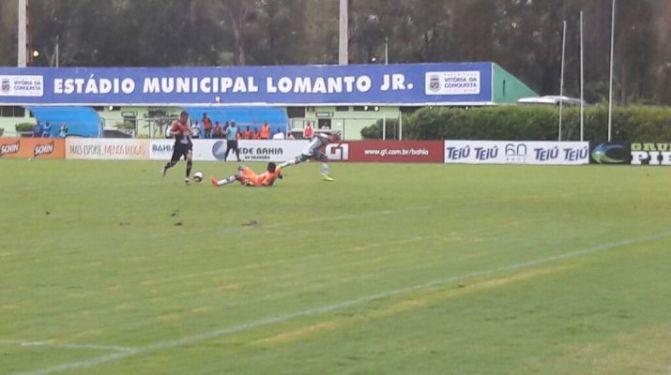 Rebaixado: Flamengo De Guanambi perde e está de volta a Série B