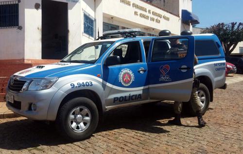 Palmas de Monte Alto: Em confronto com a policia três assaltantes são mortos