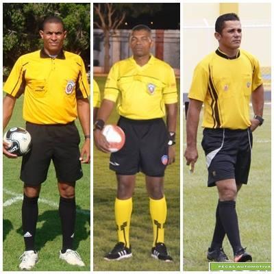 Árbitros Guanambienses são escalados para Copa Oeste