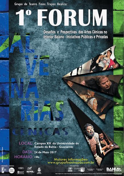 Programação artística gratuita em Guanambi