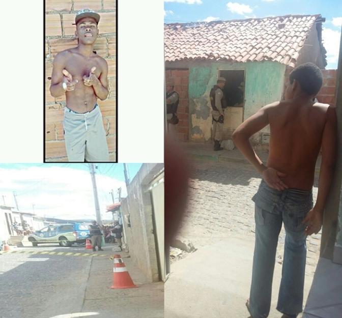 Guanambi: Homem morre em confronto com a polícia no Bairro Monte Pascoal