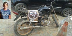 GUANAMBI: CAESG RECUPERA MOTO COM RESTRIÇÃO DE ROUBO E PRENDE SUSPEITO DE RECEPTAÇÃO