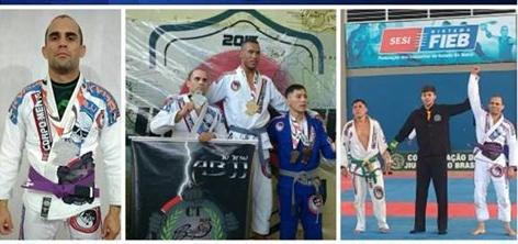 Candiba: Welington Carlos alcança o segundo lugar na categoria Master peso Pena no campeonato Mundial de Jiu Jitsu