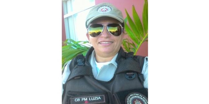 Cabo Luzia: 20 anos de dedicação e amor a Polícia Militar da Bahia