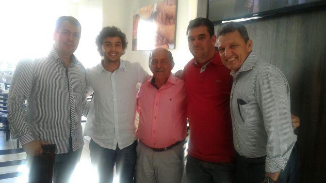 Candiba: Prefeito Municipal Jarbas Henrique participou de  encontro com gestores da UPB E TCM