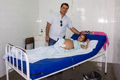 Após repercussão nas redes sociais, Prefeito de Igaporã reúne Equipe da Saúde para Auxiliar Mulher