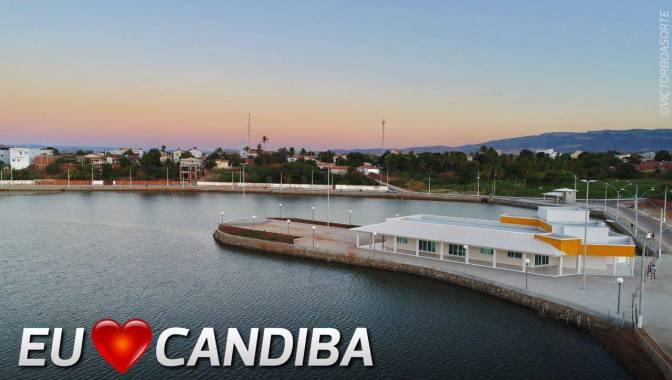 Candiba receberá milhares de visitantes nos dias 12,13,14 e 15 de Outubro favorecendo a economia local