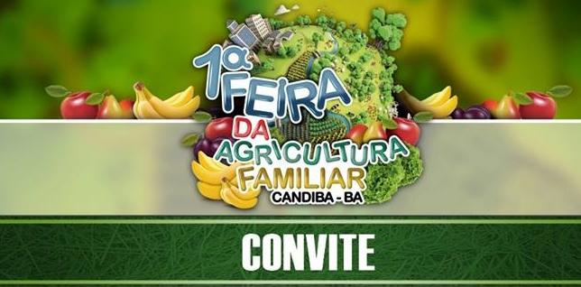 Candiba: Prefeitura realiza a 1ª Feira da Agricultura Familiar  nesta semana; Confira o cronograma completo