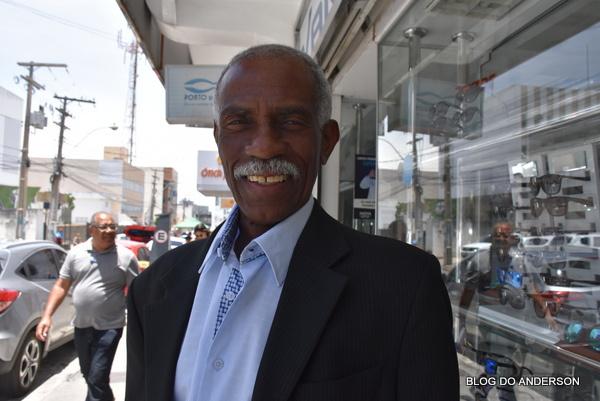 Doutor Custódio Lacerda é pré-candidato à Câmara dos Deputados pelo Partido Verde
