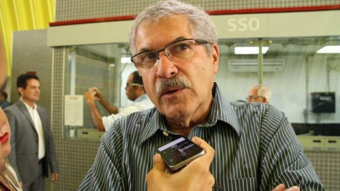 """""""O PR não descarta apoiar o Lula"""", diz deputado Zé Rocha"""