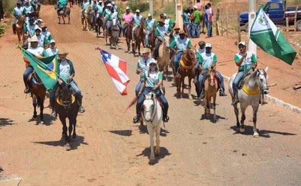 Guanambi: Vem aí a 7ª Cavalgada e o 6ª Motocross do Sargento Teixeira nos dias 23, 24 e 25 de Fevereiro