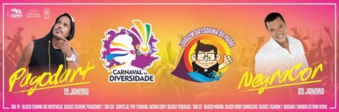 Caetité entra no clima do Carnaval neste fim de semana com a Lavagem da Esquina do Padre