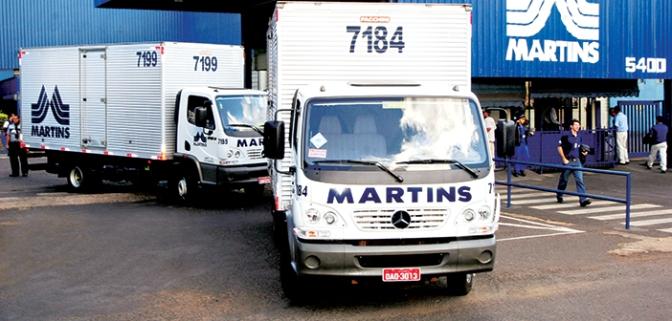 Distribuidora Martins disponibiliza vaga de emprego em Guanambi