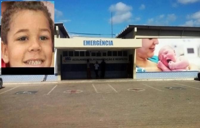 Criança de 5 anos morre após ser atropelada na zona rural de Guanambi