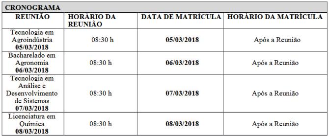 IF Baiano divulga cronograma de reuniões da lista de espera do Sisu