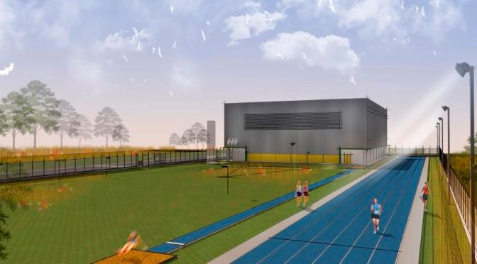 Prefeito de Guanambi anuncia liberação para construção do Centro de Iniciação ao Esporte – CIE