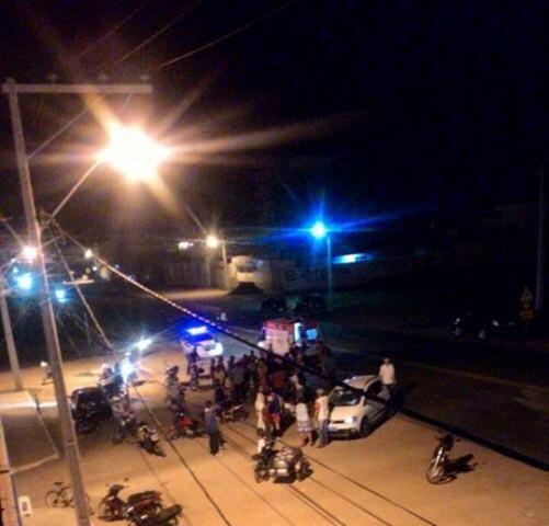 Tragédia: Homem morre, após ser atropelado por carro, em Guanambi