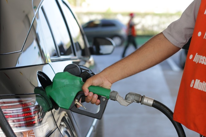 Devido à greve dos caminhoneiros, postos ficam  sem combustível em Candiba
