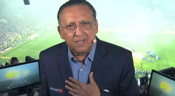 Casagrande diz fazer 1ª Copa sóbrio , Arnaldo anuncia aposentadoria e Galvão Bueno  fica na incerteza da aposentadoria após final do Mundial